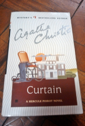 Book Review: Curtain by Agatha Cristie